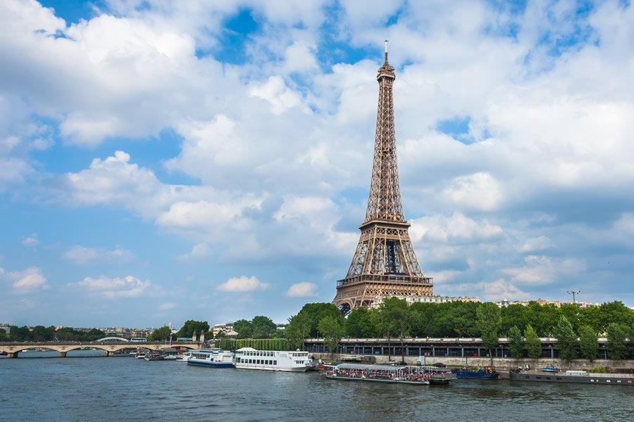 Paris Travel Information tip: Book your Eiffel Tower visit far in advance of your travel dates.