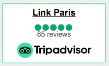 Link Paris's 85 five star reviews on TripAdvisor.