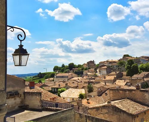 Bordeaux Wine Tour: Visit the charming village of St. Emilion.