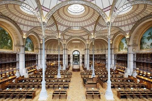 Bibliothèque Nationale de France Richelieu