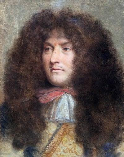 The history of Paris -  Louis XIV plays a big role.