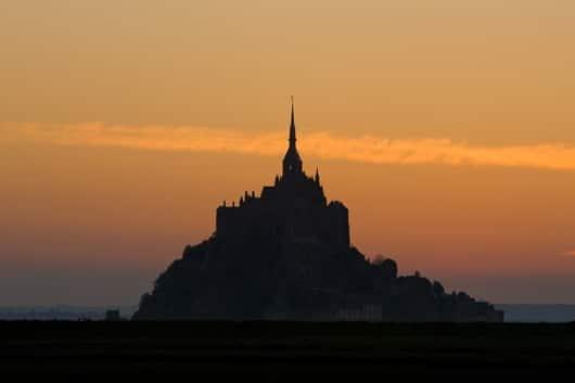 Castle Trips from Paris: See Mont Saint Michel.