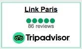 Link Paris's 85 five star reviews on TripAdvisor.