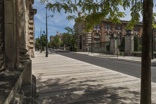 """The """"Avenue de Champagne"""" in Epernay"""