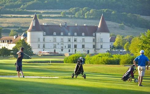 Burgundy Golf Trip - Hotel Golf Chateau de Chailly