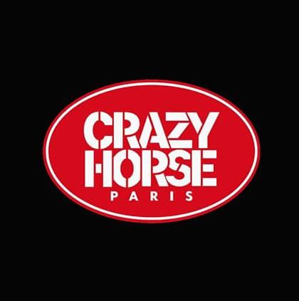 Crazy Horse Paris logo