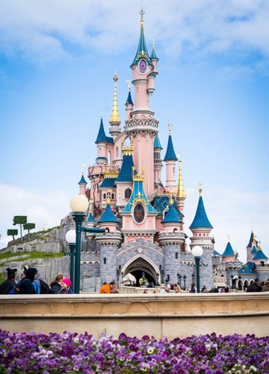 Visit Disneyland Paris