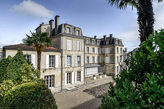 Visit the Remy Martin house in Cognac.