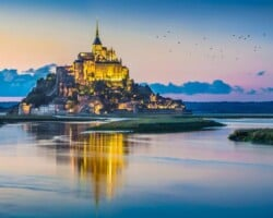 Visit Mont St. Michel